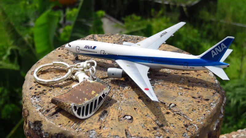 ANA飛行機部品